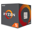 AMD Ryzen 5 1400 Processzor, 3.20 GHz, AM4, BOX (YD1400BBAEBOX)