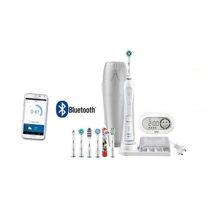 Braun Oral-B PRO 6000 D36.575 5X elektromos fogkefe - MarketWorld webáruház 6f73ce8fcf