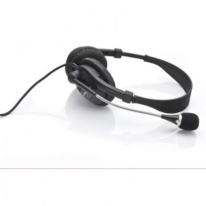 Esperanza Presto mikrofonos sztereó fejhallgató fekete EH115 ... 4e138cf84b