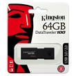 Kingston DataTraveler 100 G3 64GB DT100G3/64GB pendrive