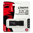 Kingston DataTraveler 100 G3 32GB DT100G3/32GB pendrive
