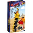 LEGO® Movie Emmet triciklije 70823