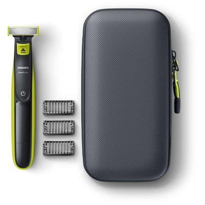 Philips QP2520 64 OneBlade hibrid borotva szett - MarketWorld webáruház 0d7dd9ea66