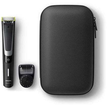 Philips QP6510 64 OneBlade Pro hibrid borotva szett - MarketWorld webáruház ef8443d408