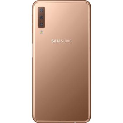 Samsung Galaxy A7 (2018) DS (A750F) Mobiltelefon 26ef7a5eee
