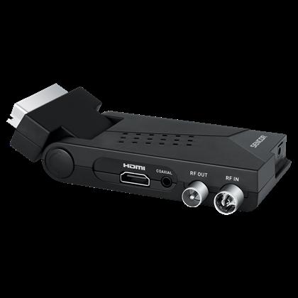 69b6ef46eb Sencor SDB550T DVB-T vevőkészülék - MarketWorld webáruház