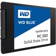 "Western Digital 250GB SSD SATA (WDS250G1B0A), 2.5"", Blue"